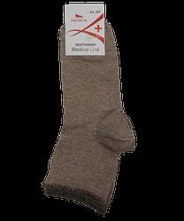 Шкарпетки медичні без гумки Medical Line 36-40 кави