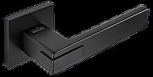 Дверные ручки MVM Z-1320 BLACK - матовый черный