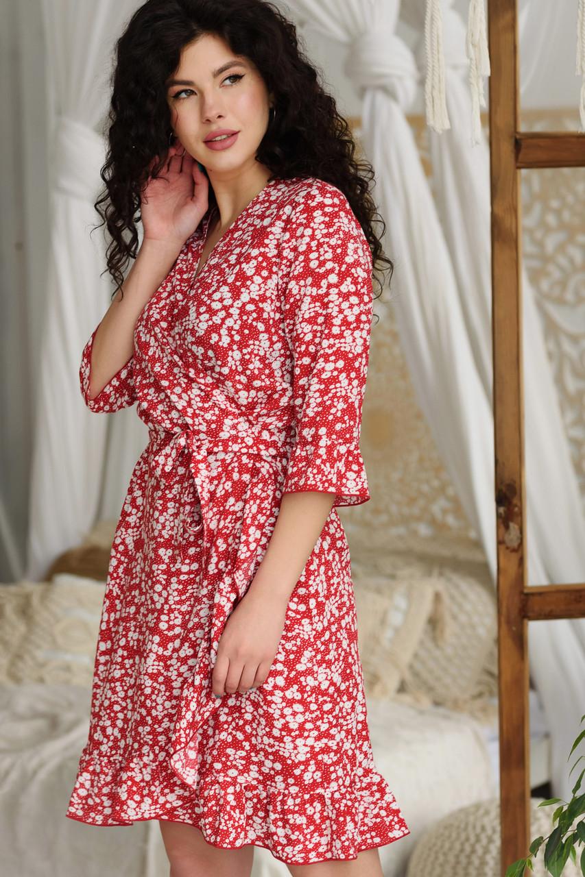 Сукня Фіфа червоне 42