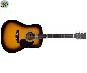 Акустическая гитара Maxtone WGC4011 SB