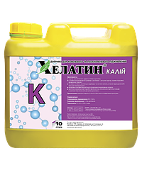 Хелатин Калій 10 л, Кішонський, Україна