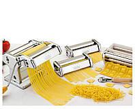 Лапшерезка 3в1 с насадкой для приготовления пельменей  Giakoma лапшаравиольница - отличный подарок для родных!