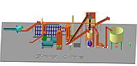 Пеллетная линия РОСА 2