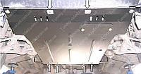 Защита двигателя Мерседес Виано полный привод (защита поддона картера Mercedes Viano 4Matik)