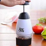 Измельчитель овощерезка Slap Chop, фото 7