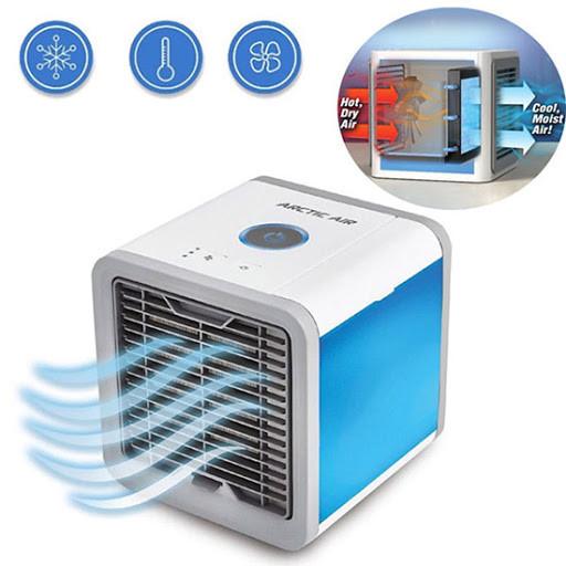 Мобильный портативный мини кондиционер Arctic Air охладитель увлажнитель воздуха