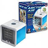 Міні кондиціонер Arctic Air Cooler мобільний кондиціонер, фото 4
