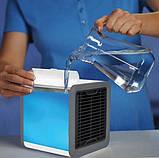 Міні кондиціонер Arctic Air Cooler мобільний кондиціонер, фото 6