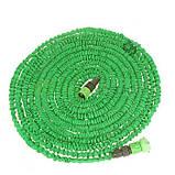 Садовый шланг для полива Xhose 22.5 Метра 75FT с распылителем X-Hose 22.5м, фото 3