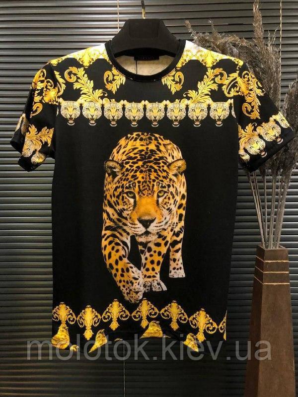 Чоловіча футболка Репліка Оригіналу з тигром