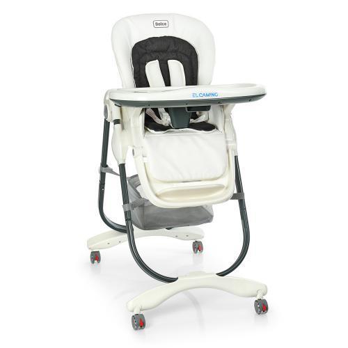 Дитячий стільчик для годування EL CAMINO, Dolce M 3236-10