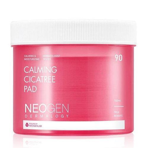 Отшелушивающие заспокійливі тонер-педи Neogen Dermalogy Calming Cicatree Pad 150 ml 90 шт