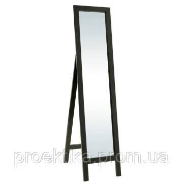 Зеркало напольное прямоугольное в раме