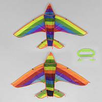 Воздушный змей C 40030 2 вида, 112х69см