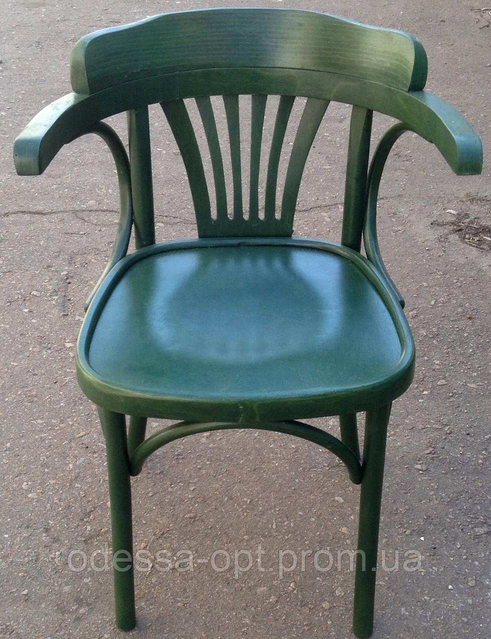 Ирландский стул зеленый