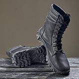 Берцы Демисезонные LEOPARD-3 black, фото 3