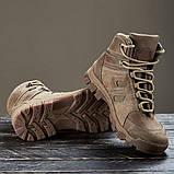 Тактические Ботинки Демисезонные GUNS coyot, фото 2