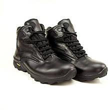 """Тактические ботинки STIMUL """"ULTRA-black crazy"""" зимние, демисезонные (зима + 100 грн. к цене)"""