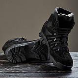 Черевики тактичні зимові -20°С VARAN black, фото 2