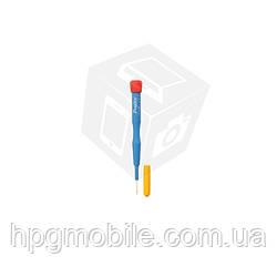 Керамическая крестообразная отвертка Pro'sKit 1PK-034NG