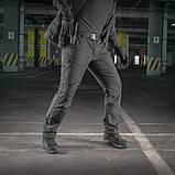 Брюки м-тас Patrol Gen.II flex black, фото 2