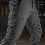 Брюки м-тас Patrol Gen.II flex black, фото 4