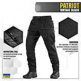 Брюки м-тас Patriot vintage black, фото 3