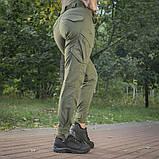 Штани жіночі м-тас Aggressor lady flex army olive, фото 2