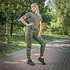 Штани жіночі м-тас Aggressor lady flex army olive, фото 3