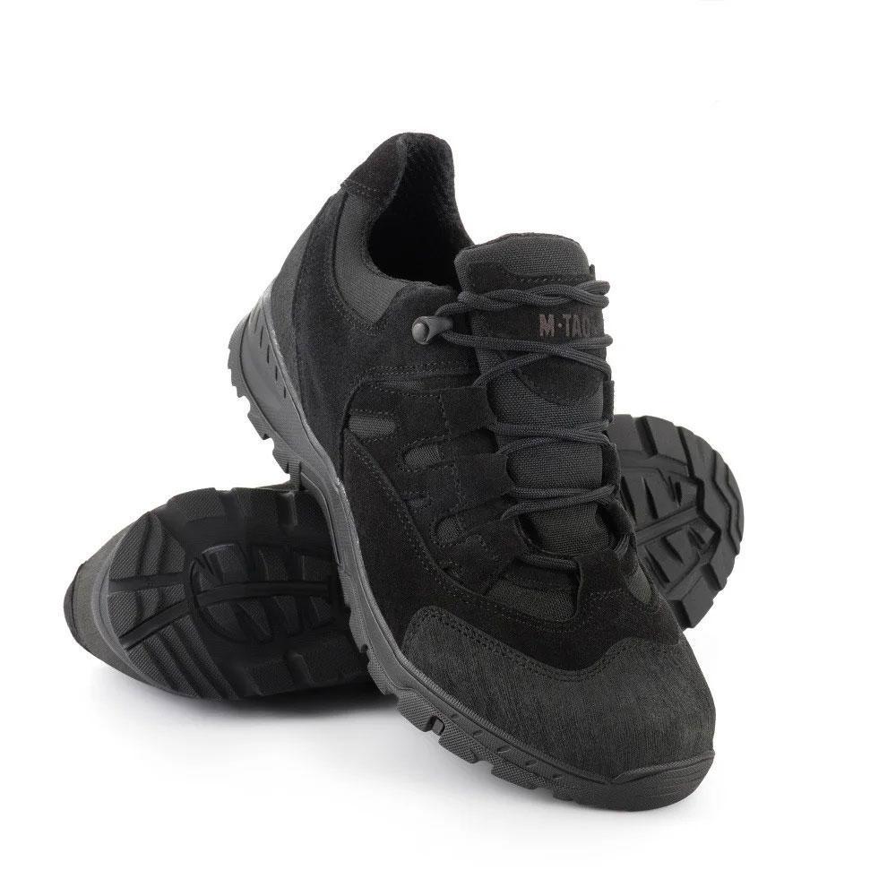 Кросівки ТАКТИЧНІ LEOPARD II BLACK
