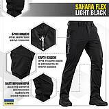 Брюки м-тас Sahara flex light black, фото 3
