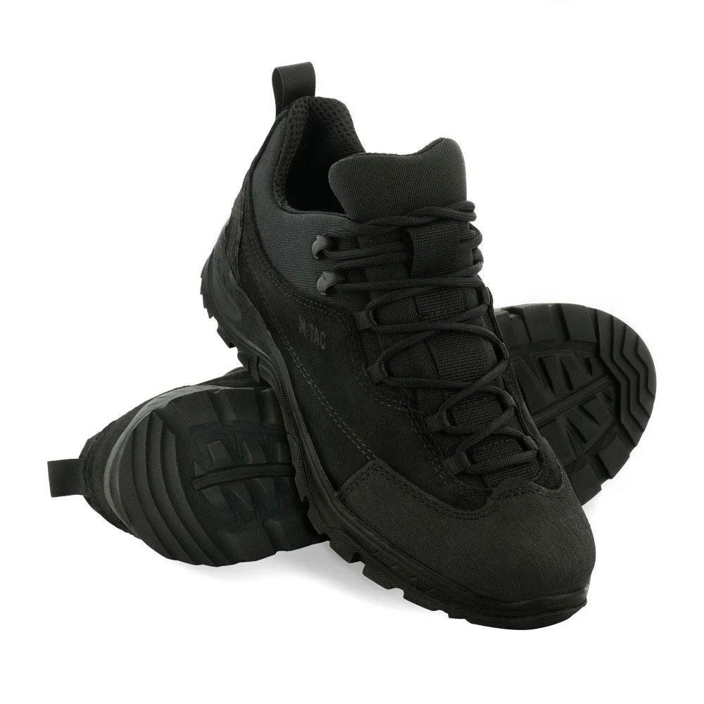 Кросівки тактичні PATROL R BLACK
