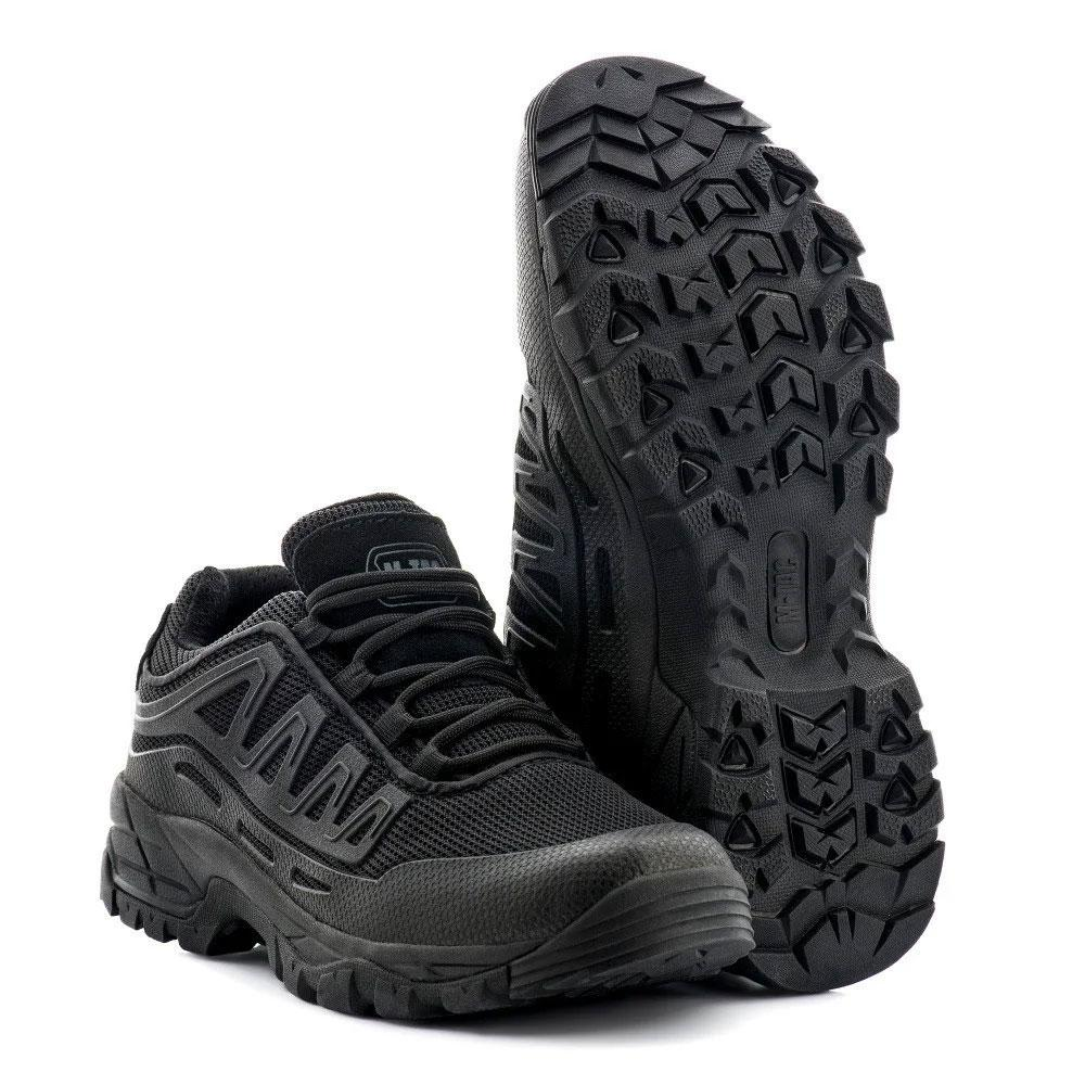 Кросівки тактичні LUCHS GEN.II BLACK