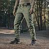 Брюки м-тас Aggressor Gen.II flex army olive, фото 3