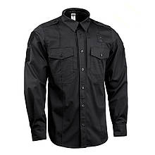 Рубашка м-тас Police elite flex рип-стоп black