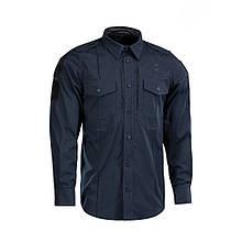 Рубашка м-тас Police elite flex рип-стоп dark navy blue