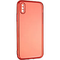 Ultra Slide Case for iPhone X/XS Red, фото 1