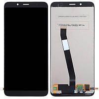 LCD Xiaomi Redmi 7a + touch Black Original