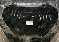 Защита двигателя Митсубиси Аутлендер XL (стальная защита поддона картера Mitsubishi Outlander XL)