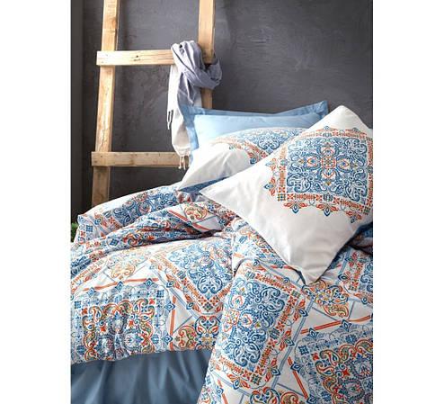 Постельное белье Cotton Box BOHEM GRANDE двуспальный - евро, фото 2