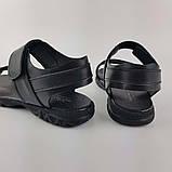 Босоножки  Multi-Shoes GL 560553 черные, фото 4