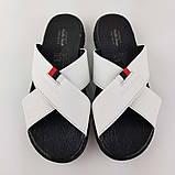 Шлепанцы Multi-Shoes Den 560555 белые, фото 2