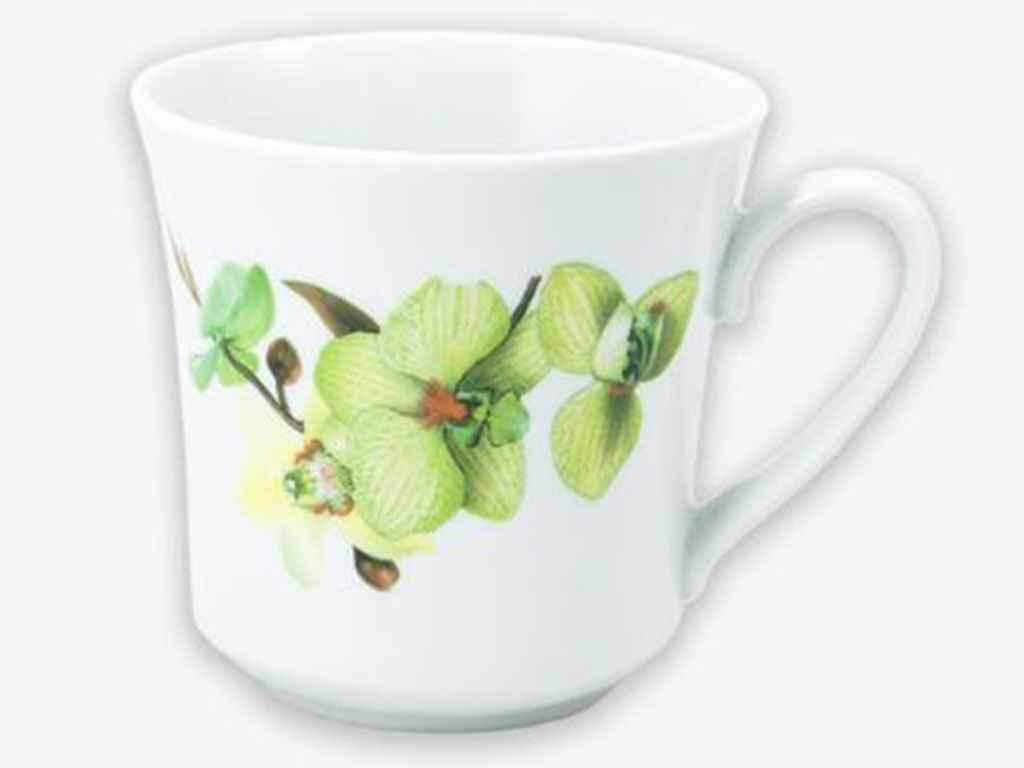 Чашка 250мл Світанок Орхідея 04038 ТМ ДФЗ