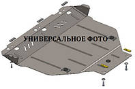 Защита поддона Митсубиси Аутлендер 2012- (стальная защита картера Mitsubishi Outlander XL 2012-)