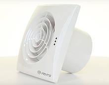 Вытяжной вентилятор ВЕНТС 150 Квайт ТР Белый 100135640000, КОД: 1692685