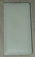 Чехол флип для Sony Xperia Z3 D6603, D6633 белый
