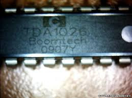 Микросхема TDA1026