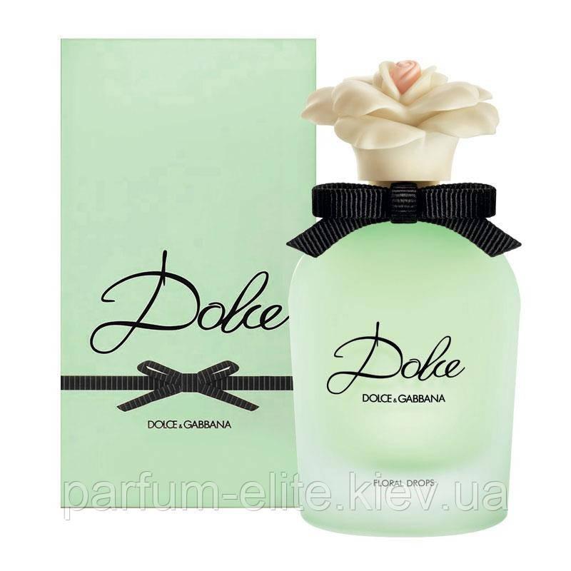 Женская туалетная вода Dolce&Gabbana Dolce Floral Drops 30ml