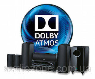 ДК в одной коробке Dolby Atmos Onkyo HT-S7705 Black