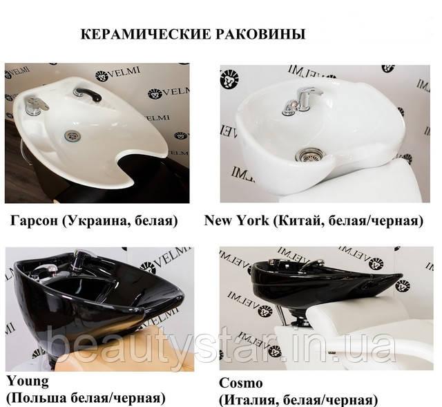 Перукарське обладнання від виробника